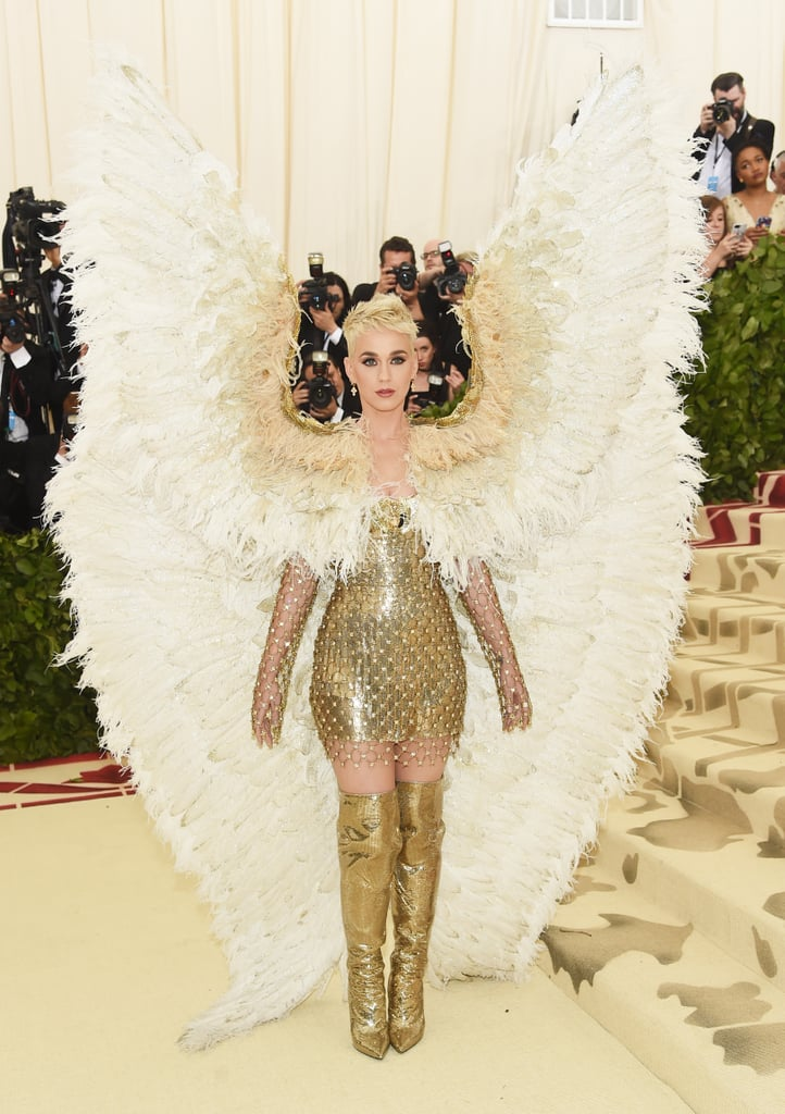 Image result for Katy Perry met gala 2018