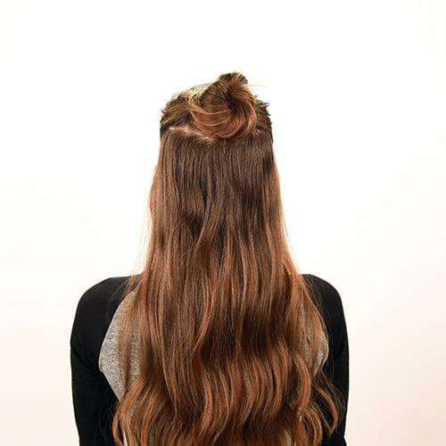Long, Fine Hair