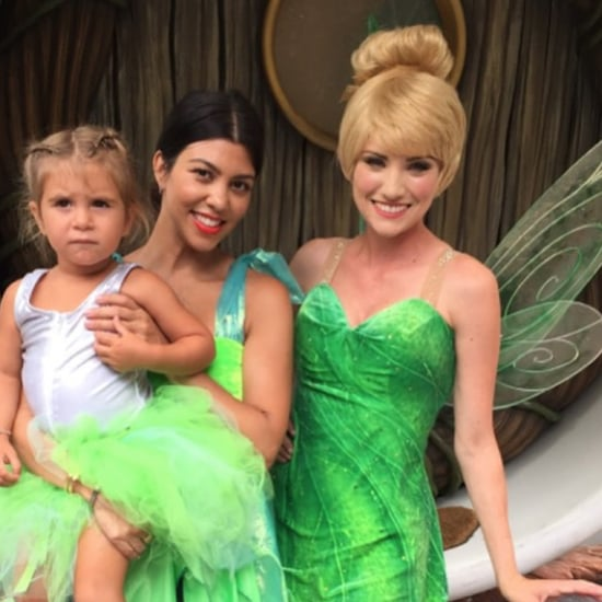 Kourtney Kardashian's Tips For Disneyland