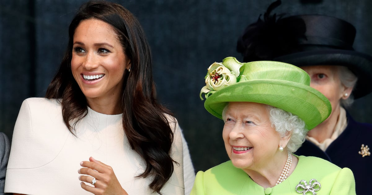 Harry and Meghan's Daughter Has Already Hit This Important Milestone With the Queen.jpg