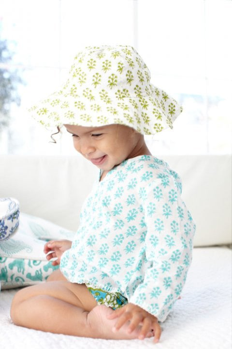 Rikshaw Designs Introduces Pint-Sized Boho Style