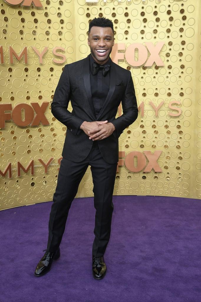 Dyllon Burnside at the 2019 Emmys