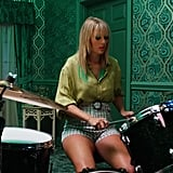 Green Living Room Taylor