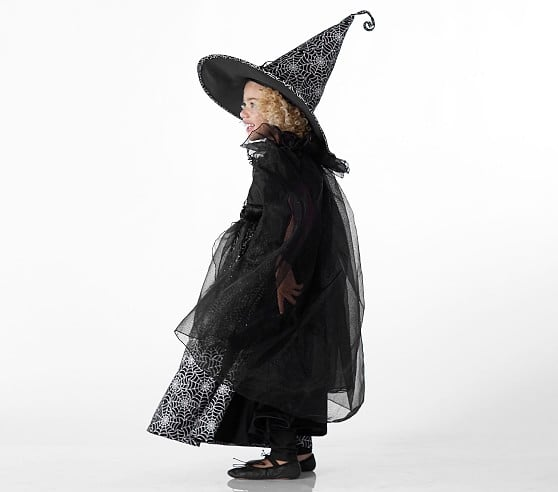 f7ad61f3f58 Glow-in-the-Dark Witch Costume | Toddler Witch Halloween Costumes ...