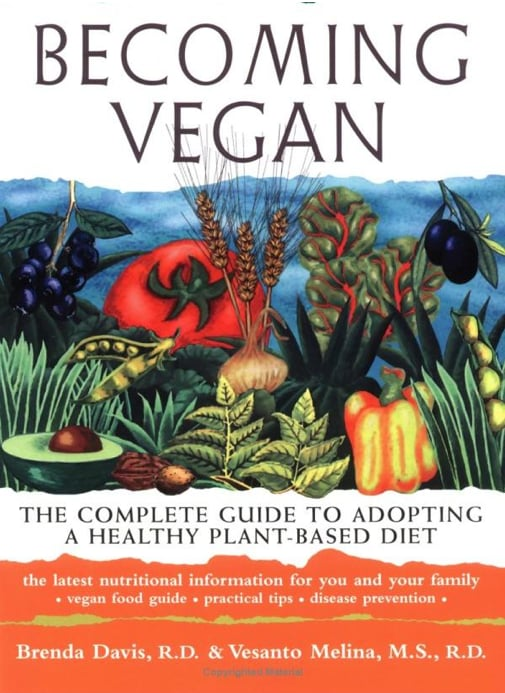 Becoming vegetarian the complete guide to adopting a healthy vegetarian diet mantesh