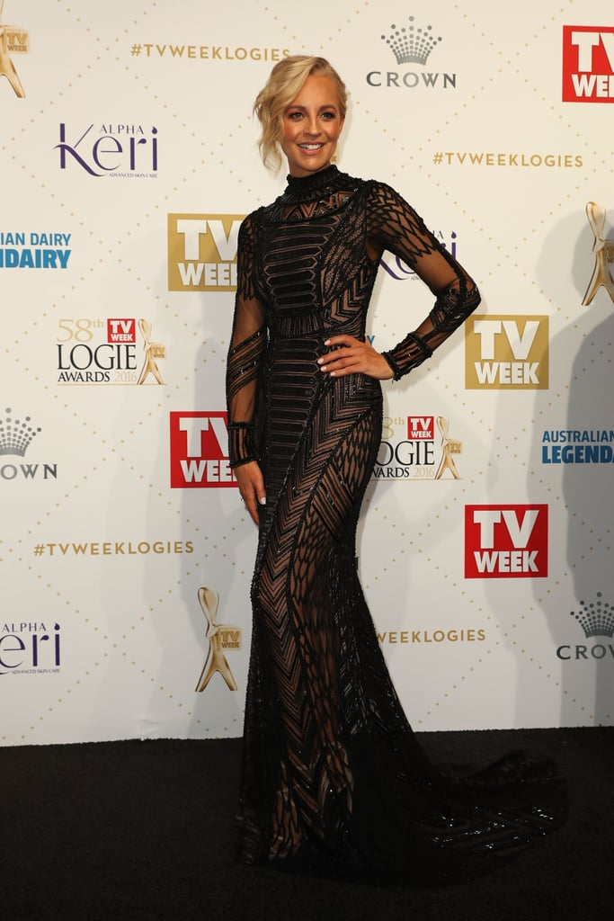 Best Dressed Celebrities At The 2016 Logie Awards