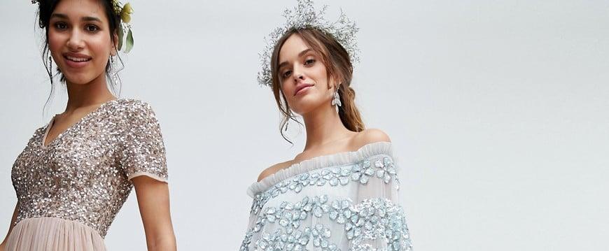 The Best ASOS Bridesmaid Dresses