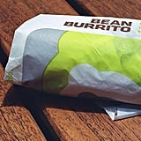 Taco Bell: Fresco Bean Burrito