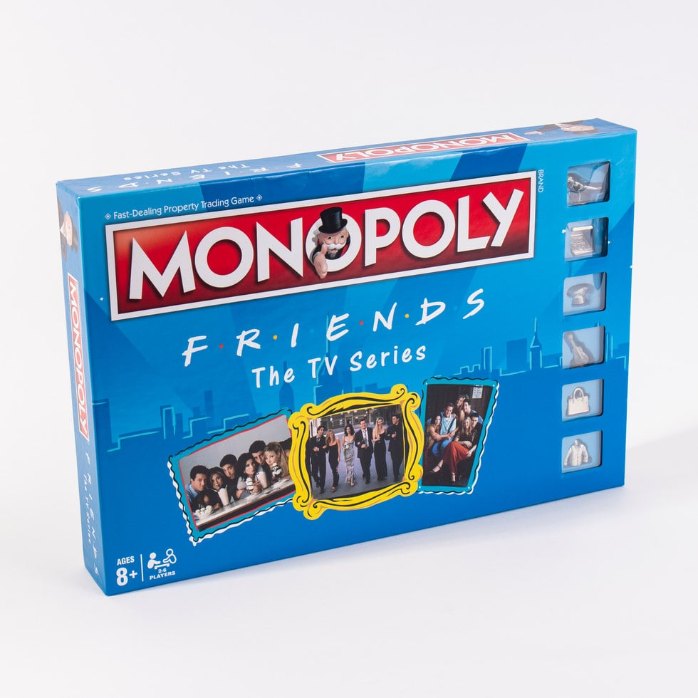 Here's What You Can Expect From Friends Monopoly