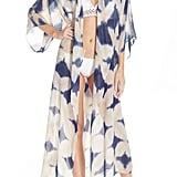 Ále by Alessandra Henna Blues Kimono Cover-Up ($240)