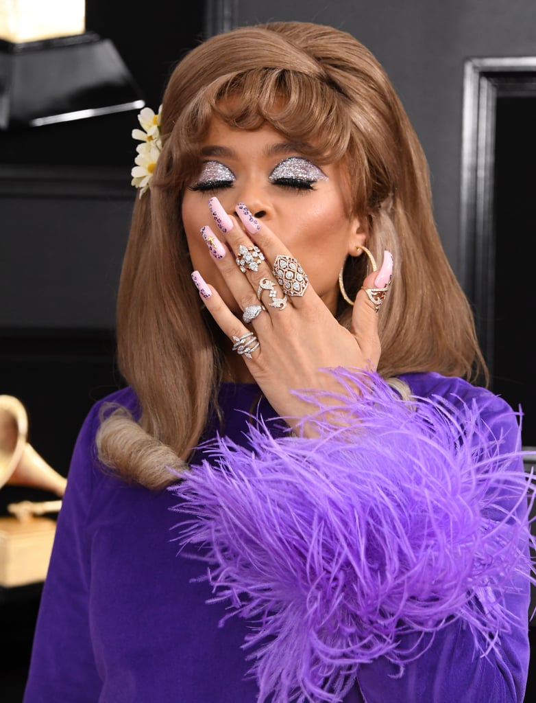 Andra Day at Grammy Awards