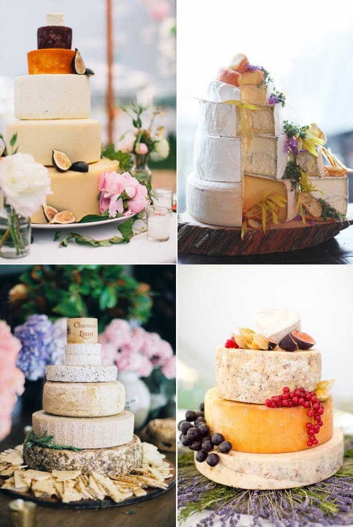 Cheese Cake Wedding Ideas