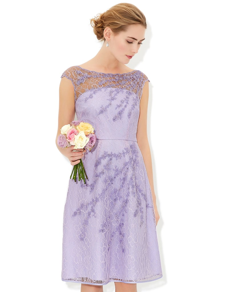 Rihannas purple badgley mischka bridesmaid dress popsugar fashion ombrellifo Choice Image