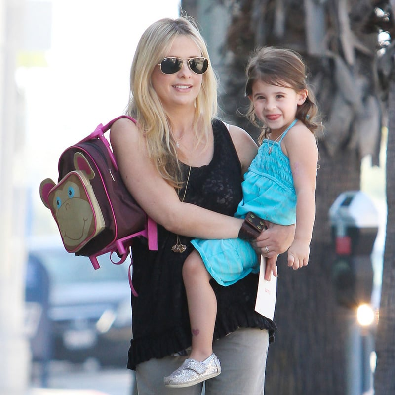 Sarah Michelle Gellar Carrying Charlotte Prinze | Pictures