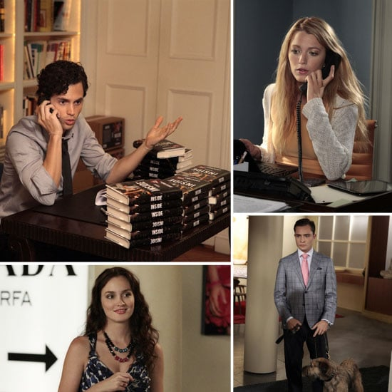 """Top OMG Moments From Gossip Girl Episode """"Memoirs of an Invisible Dan"""""""