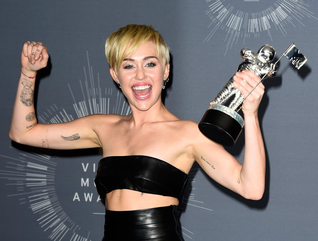 A Guide to Miley Cyrus's Most Meaningful Tattoos