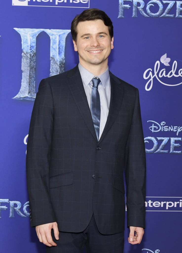 Jason Ritter at the Frozen 2 Premiere in Los Angeles