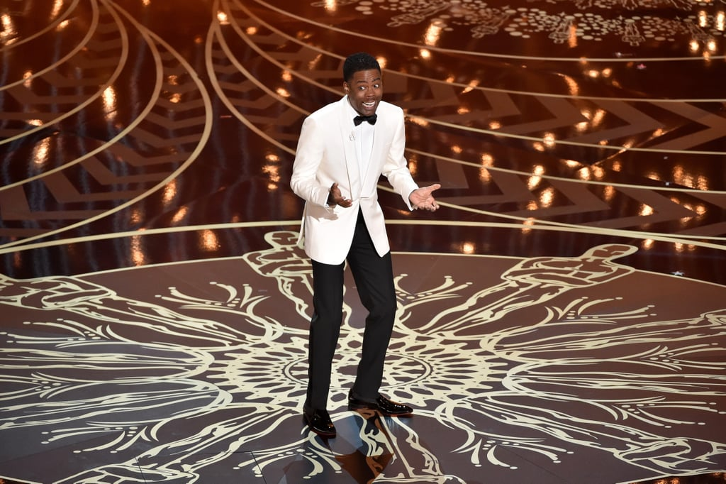 Chris Rock's Best Jokes at the 2016 Oscars