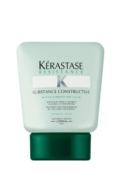 Review of Kérastase Resistance Substance Constructive Leave-in Conditioner