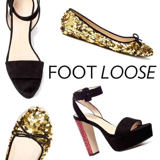 Dancing Shoes: 15 Pairs That Won't Let You Down on NYE