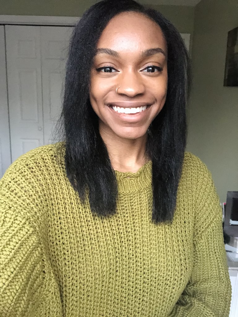 Welcome to In My Head, a monthly column where we break down the latest and greatest natural hair products to hit our doorsteps that actually live up to the hype. This month: shampoos. An issue that I often run into on wash days — specifically wash days that come after I remove my protective styles — is when I realise after I've already rinsed my hair that there's still a small amount of product residue lingering on my scalp. It's for this reason that I usually have to be particular about the shampoos that I use and how I'm using them, making sure that they're able to banish all of that buildup with at least two lathers while not being too harsh on my coily hair. I recently removed a head full of box braids that I'd kept in for about five weeks, and thus, decided to put a bunch of all-new shampoos that have found their way to my home in the last month to the test. Ahead, I'm taking you through a few formulas  that not only got the job done, but also made my hair feel amazing after.
