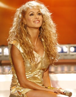 Beauty Byte: Paulina Rubio and M.A.C. Strike Gold