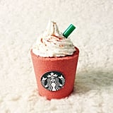 Red Velvet Chocolate / Hot Cocoa Starbucks Frappuccino Bath Fizzy Bath Bomb Bubble Frosting | Favours / Gifts | Birthday / Mothe