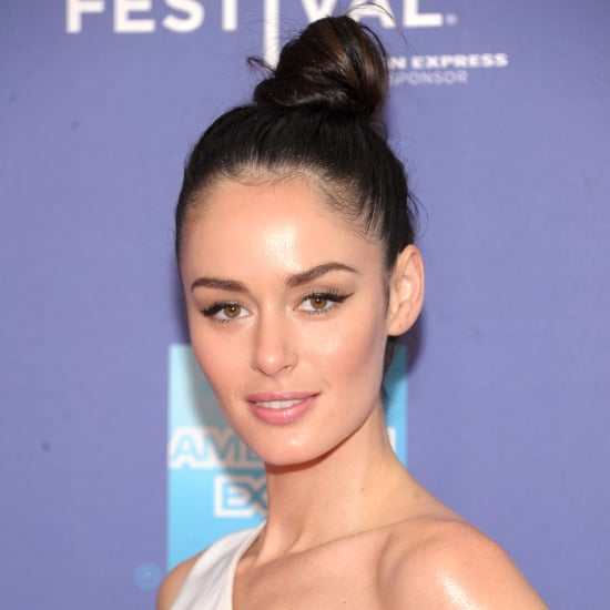 Celebrity Beauty At Tribeca Film Festival: Nicole Trunfio