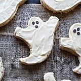 Ghost Rice Krispies Treats