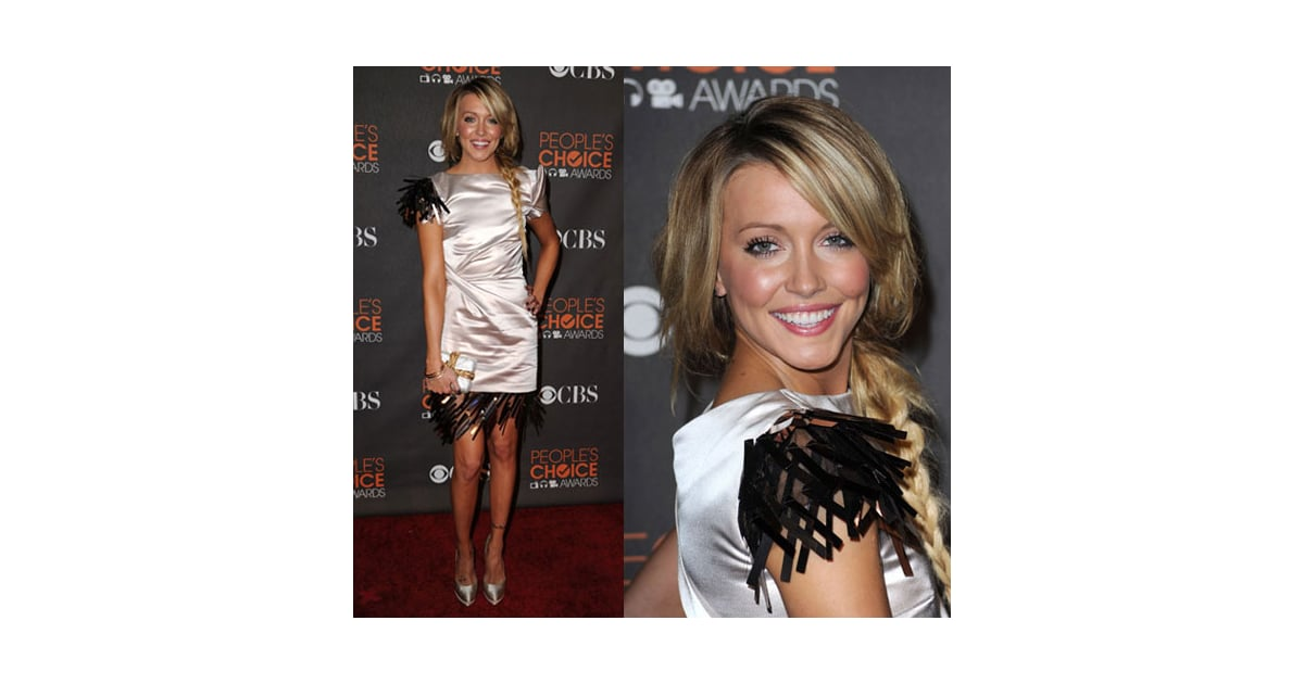 Photos of Katie Cassidy in Talbot Runhof at the 2010 ...
