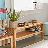 Marte Low Storage Shelf