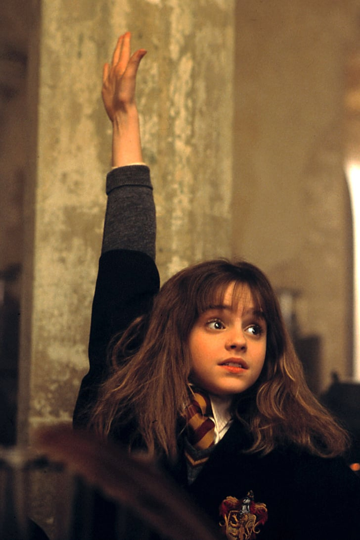 Hermione Granger, played by Emma Watson | Harry Potter ...