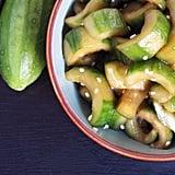 Soy-Sesame Cucumber Salad