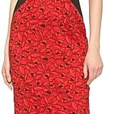 Lela Rose Fitted Lace Sheath Dress ($1,795)