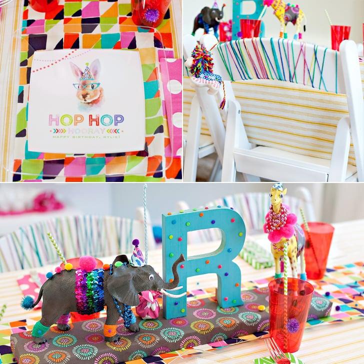 Wacky and Wild Birthday Party Ideas
