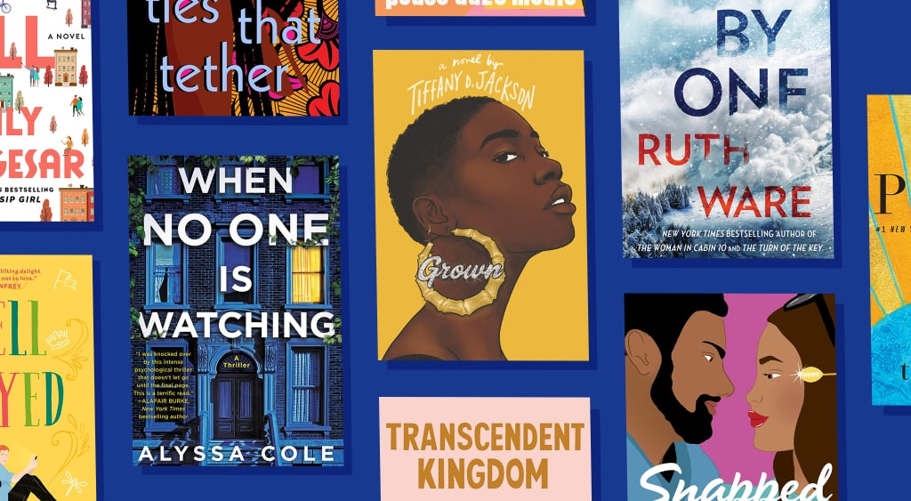 The Best New Fall 2020 Books For Women