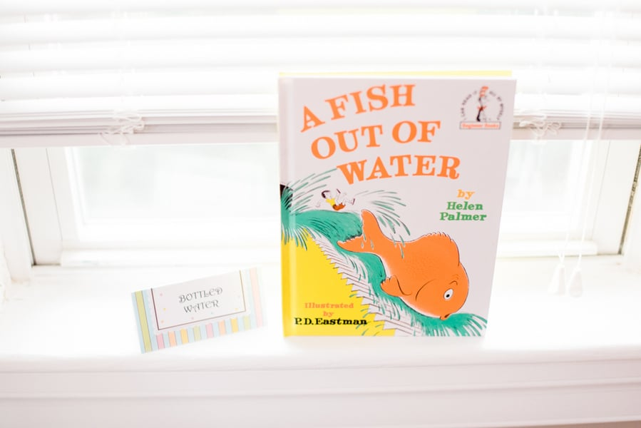 Children's Storybook Baby Shower