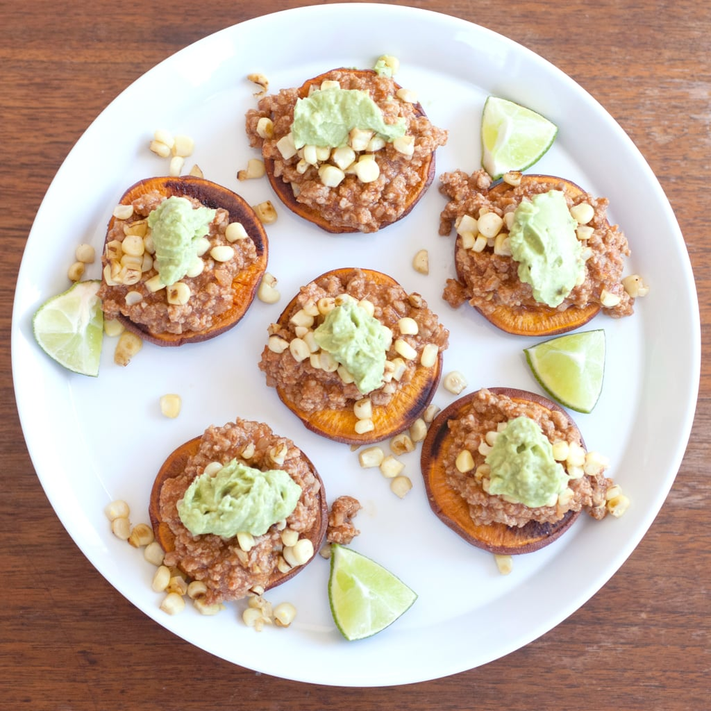 Sweet Potato Chipotle Taco Bites