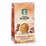 Starbucks VIA® Instant Latte Peppermint Mocha ($7)
