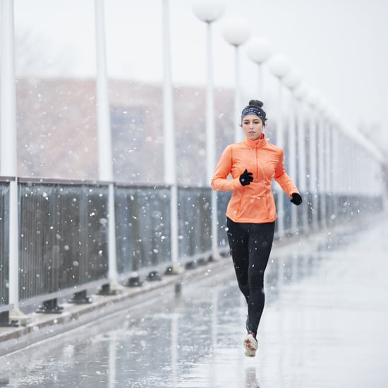 Winter Running Gear For Half Marathon Training Outside