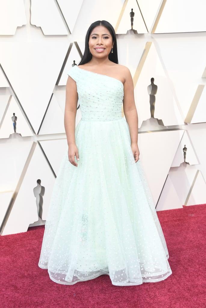 Yalitza Aparicio at the 2019 Oscars