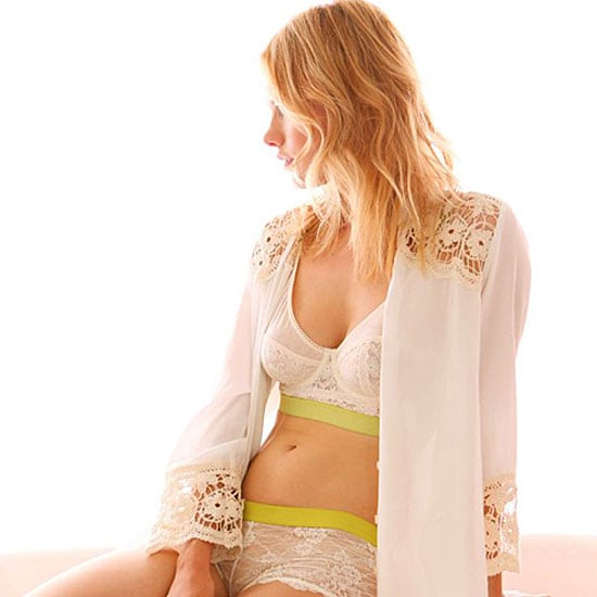 So Sexy! Free People Itimates Look Book Starring Camille Rowe Is All Kinds of Pretty