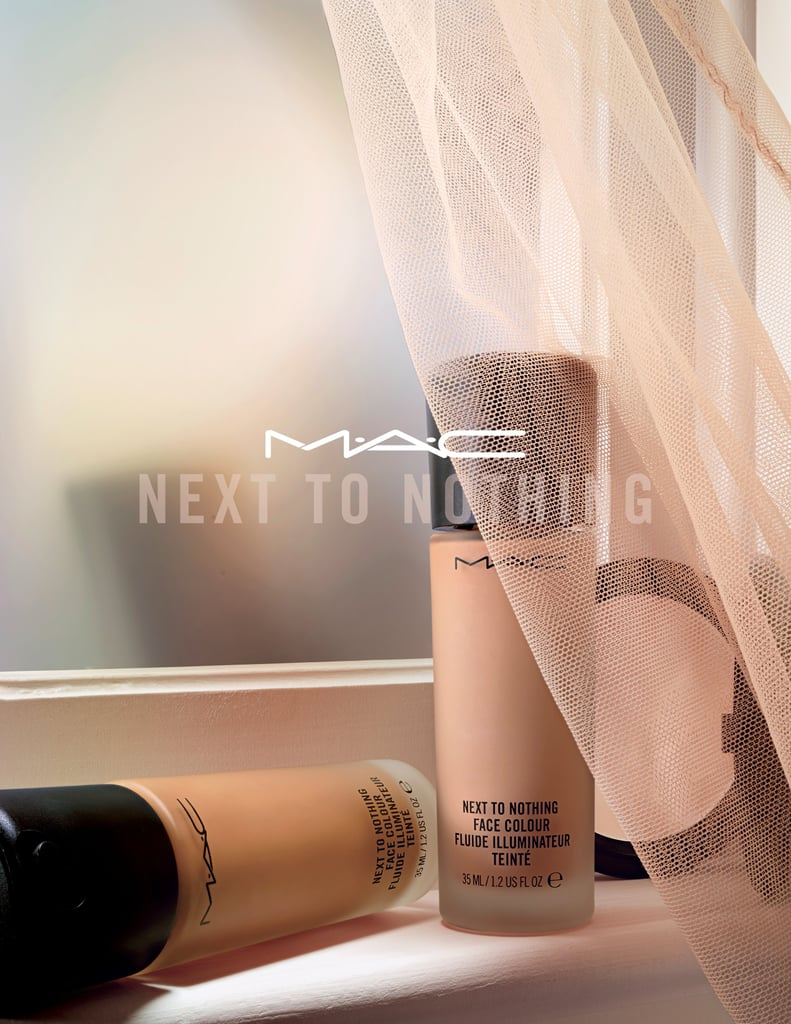"MAC's New Skin-Perfecting Foundation Feels Like You're Wearing ""Next to Nothing"""