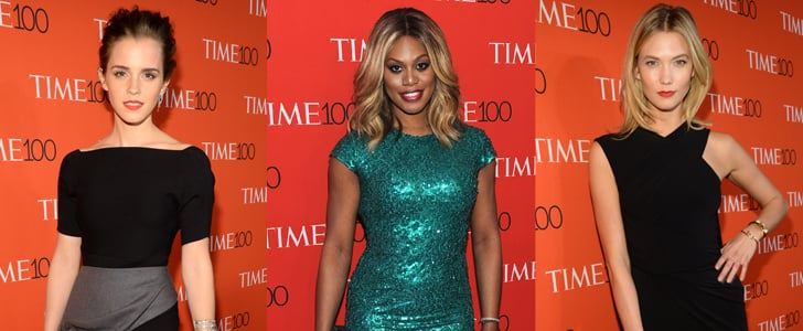 Time 100 Gala Red Carpet Style 2015
