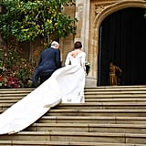 Princess Eugenie Wedding Dress Details