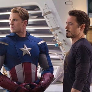 Watch the Official Trailer For The Avengers