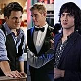 90210 Boys: Matt Lanter, Trevor Donovan, Michael Steger
