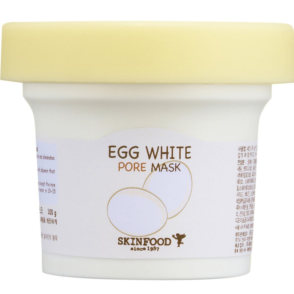 Skinfood Travel Size Egg White Pore Mask For Acne