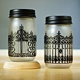 Haunted Mansion Jars