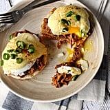 Pulled-Pork Eggs Benny